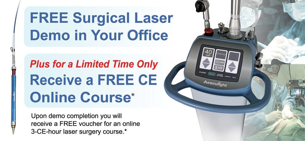 free surgical laser demo