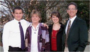 Dr. Paul D. Sessa, DVM & Family