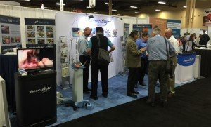 WVC 2015 Laser Surgery Booth 1