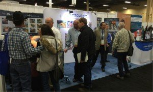 WVC 2015 Laser Surgery Booth 2