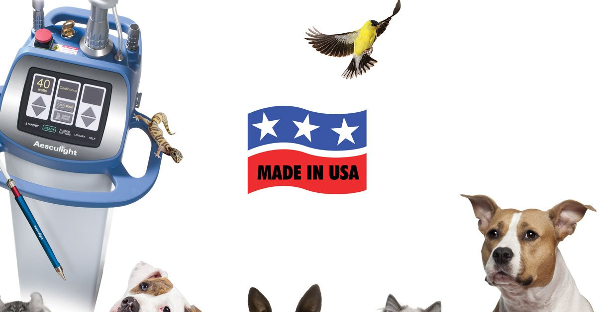 """Featured in """"Why Veterinary Products are Made in the USA"""" Article"""