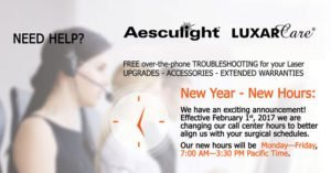 aesculight hours img