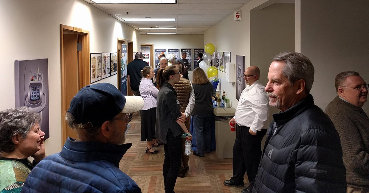 Photos from Our 2018 Open House
