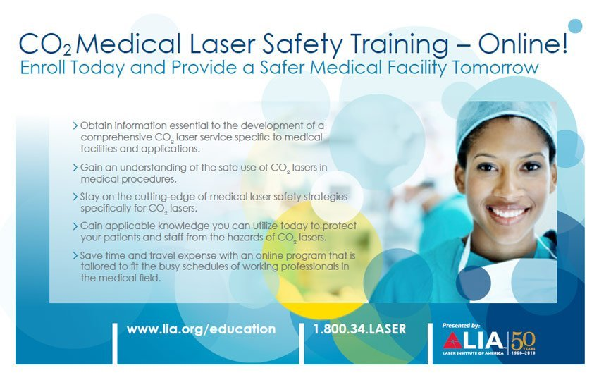 lia co2 laser training