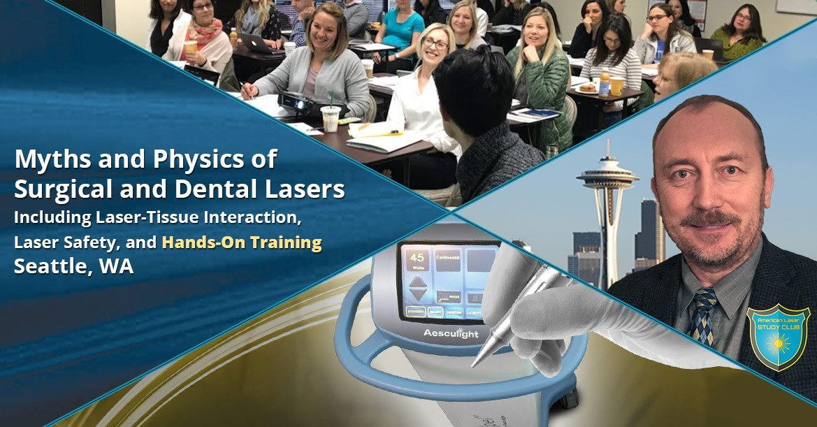 veterinary surgical laser training seattle
