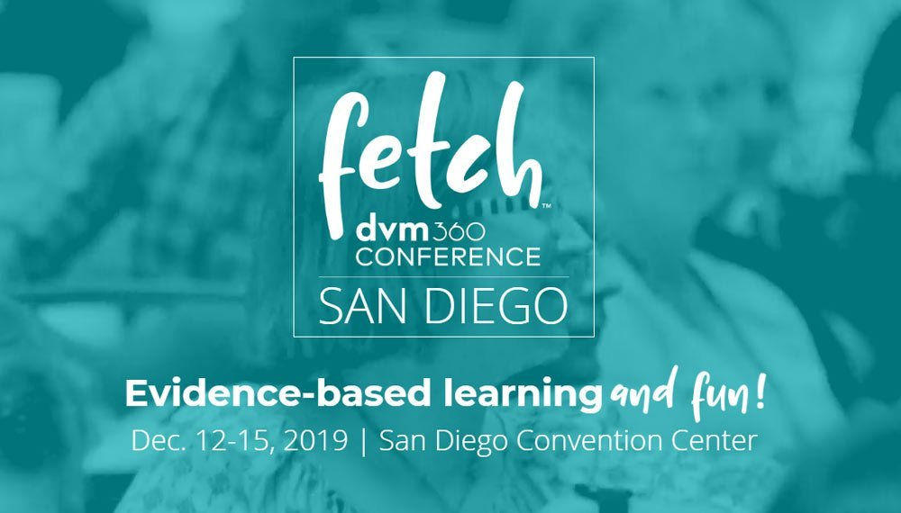 fetch veterinary conference 2019