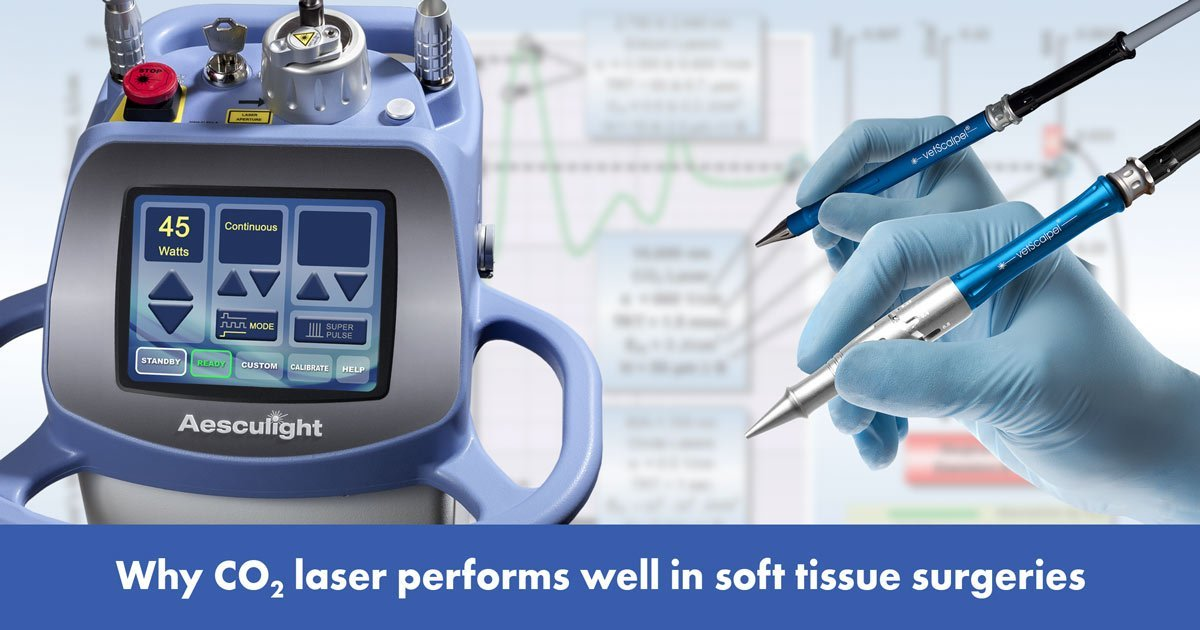 co2 laser in soft tissue surgeries science