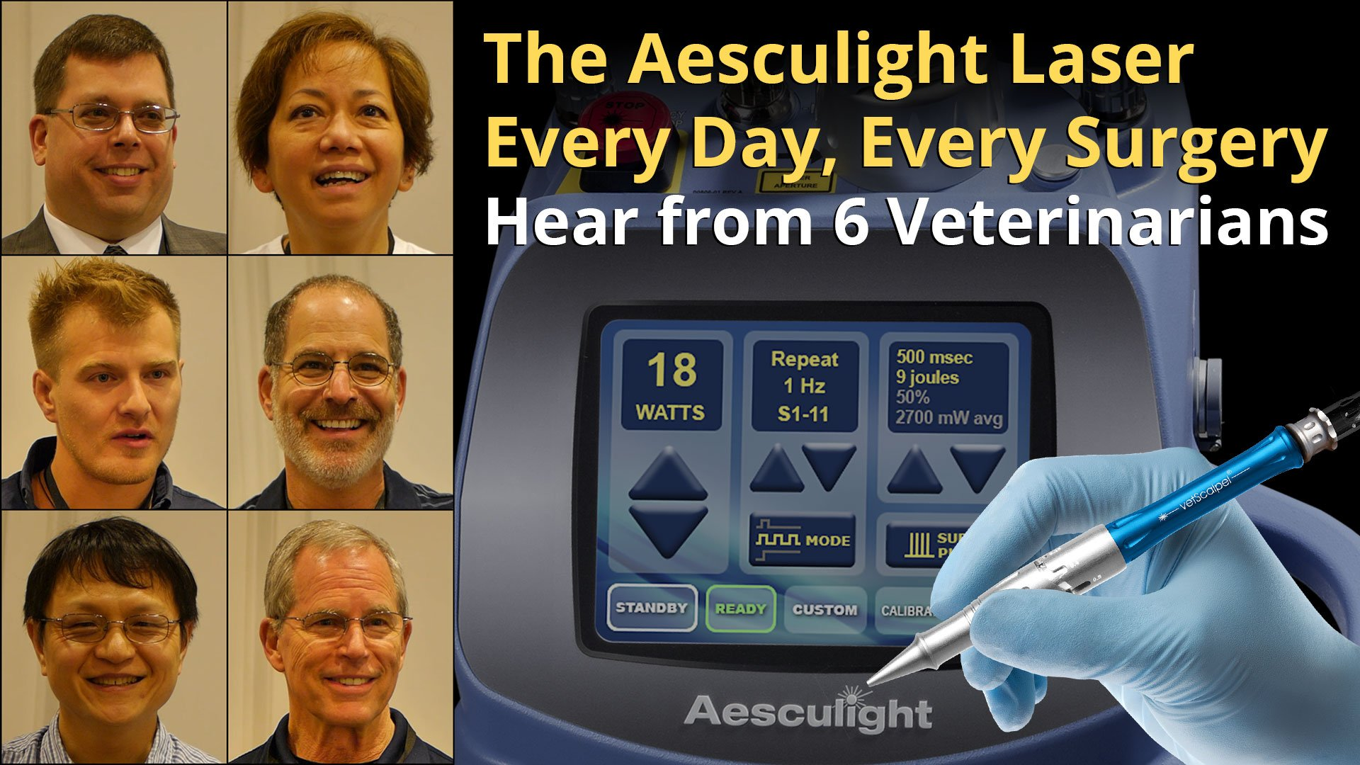 The Aesculight Laser - Every Day, Every Surgery