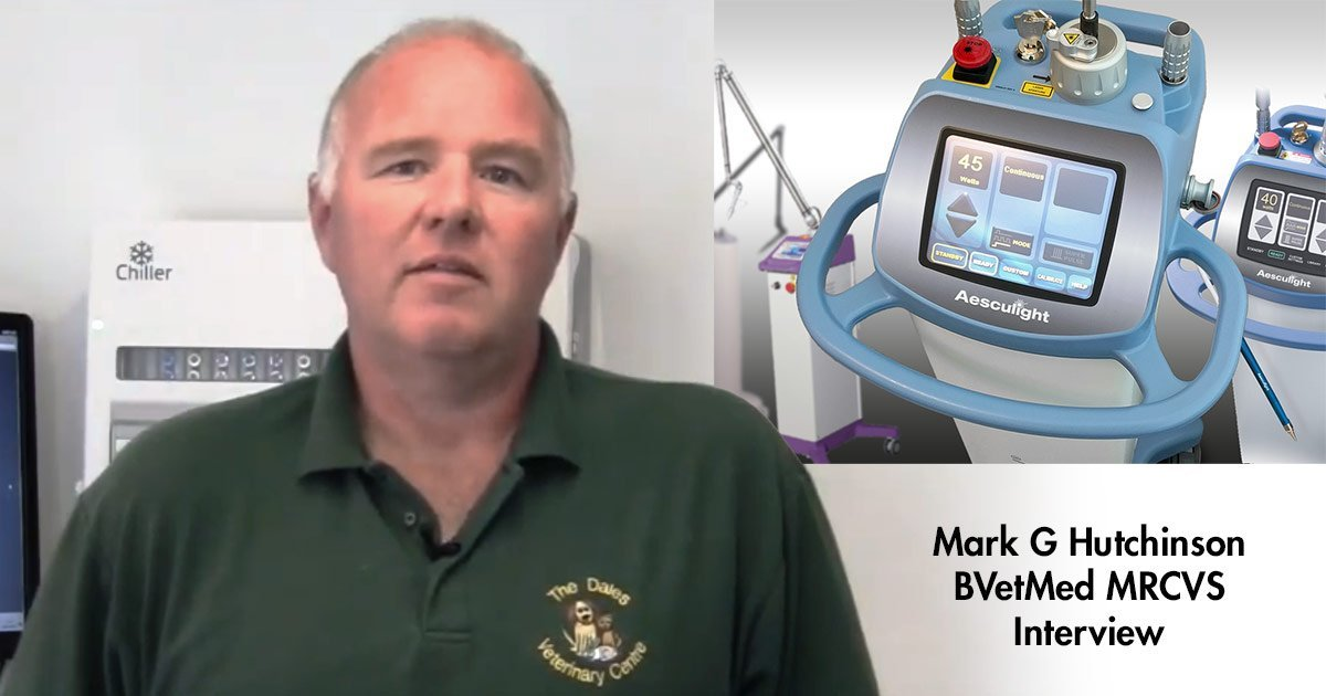Mark Hutchinson Comparing Veterinary Surgical Lasers